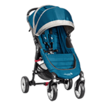 BABY JOGGER Wózek City Mini 4-kołowy - Teal/Gray