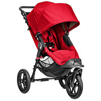 BABY JOGGER Wózek City ELite - Red