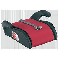 CAM Podkładka PONYBABY 15 – 36kg – červeno/černá