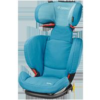 foteliki samochodowe dla starszych dzieci