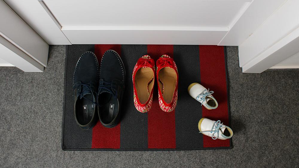 jak poinformować o ciąży - buty