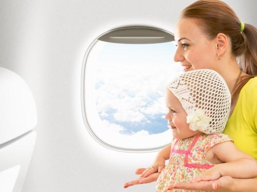 podróżowanie samolotem w ciąży
