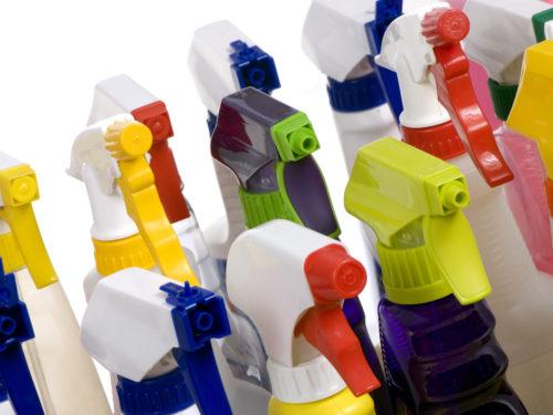 Środki czyszczące i chemia gospodarcza