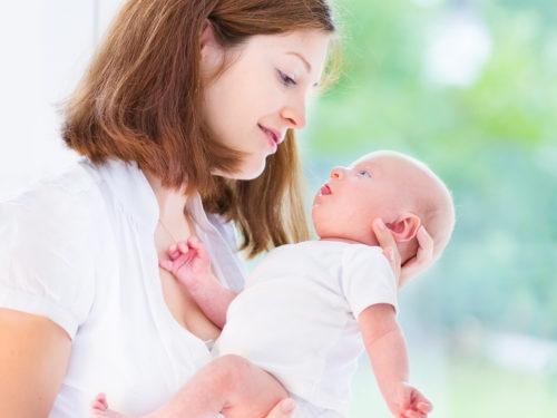 Jak správně pokládat miminko?